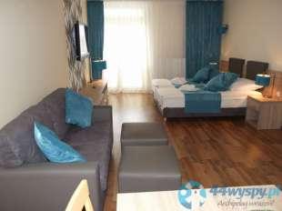 Jednopokojowy przestronny apartament idealny dla pary - VM 07-23