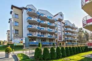 Jednopokojowy apartament z balkonem - ZD 16-20