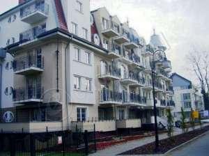 Regina Maris - apartamentowiec w rekreacyjnej części Świnoujścia