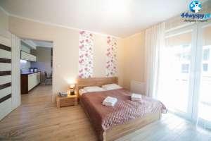 Nadmorski  dwupokojowy apartament dla rodziny - Pegaz 05-11
