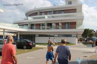 Rodzinny apartament nad samym morzem Świnoujście