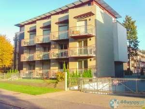 Dla wymagających luksusowy apartament dwupokojowy nad morzem - BA 10-19