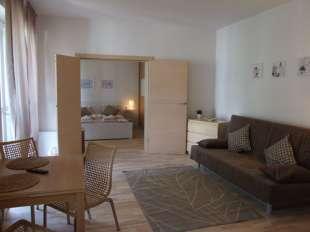 Piękny, przestronny i świetnie wyposażony apartament z dwoma balkonami - BA 11