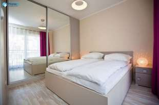Ekskluzywny dwupokojowy apartament z tarasem w budynku Stella Baltic - SB 01-37