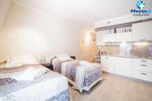 Komfortowy jednopokojowy apartament blisko morza - Pegaz 03-46