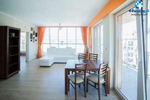 Nowy i wygodny apartament dwupokojowy nad samym morzem - Pegaz 00-39