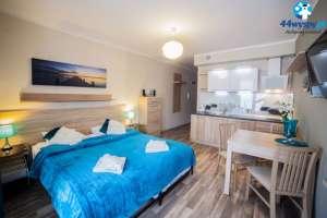 Wygodny apartament z aneksem kuchennym nad morzem - Pegaz 23-07