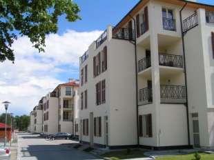"""""""Baltic Park"""" Apartamentowiec w stylu architektury śródziemnomorskiej"""