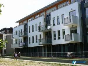 Bałtycka - apartamentowiec na obrzeżu Dzielnicy Nadmorskiej Świnoujścia